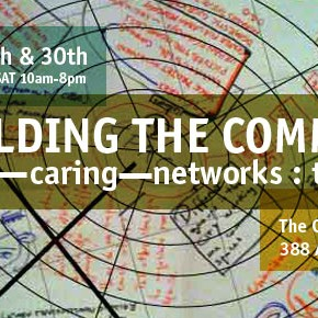 'Building The Commons' Forum March 29th & 30th